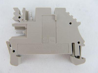 Weidmuller WDU 1,5//ZZ DIN Rail Terminal Block WDU1.5//ZZ 10 Lot of