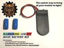 Illuminare Basic Battery Kit (6 Volt)- Stack Pack