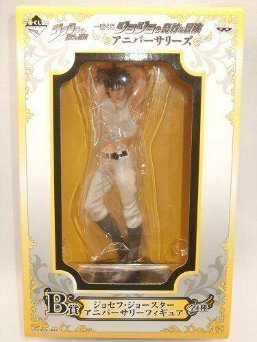 JoJo/'s Bizarre Adventure Ichiban Kuji Figure resin Joseph Joestar B prize F//S