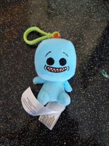 Rick /& Morty Funko Mystery Minis Plushies Mr Meeseeks Plush