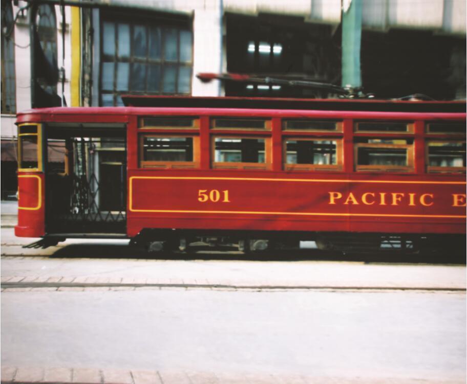 3D Die neuen busse red 555 Fototapeten Wandbild Fototapete BildTapete Familie
