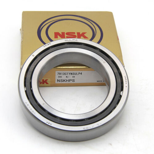 New NSK 7907CTYNDBLP4 Super Precision Spindle Angular Bearing.Matched Set of Two