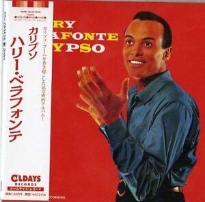 HARRY-BELAFONTE-CALYPSO-JAPAN-MINI-LP-CD-BONUS-TRACK-C94