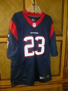 save off 0833c 39622 Details about Nike On Field Authentic NFL Houston Texans Jersey # 23 Arian  Foster Size M