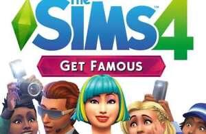 THE-SIMS-4-GET-FAMOUS-expansion-PC-Origin-key