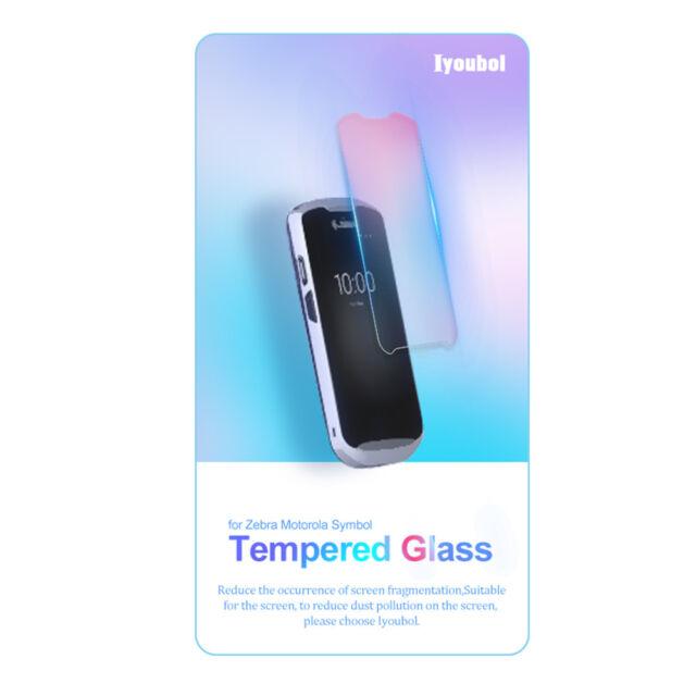 10pcs Screen Protector for Zebra Motorola TC51 TC510K TC56