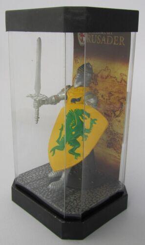 7 9 cm Neu Warriors Set Crusader Kreuzritter Gelb ca Schwert//Schild