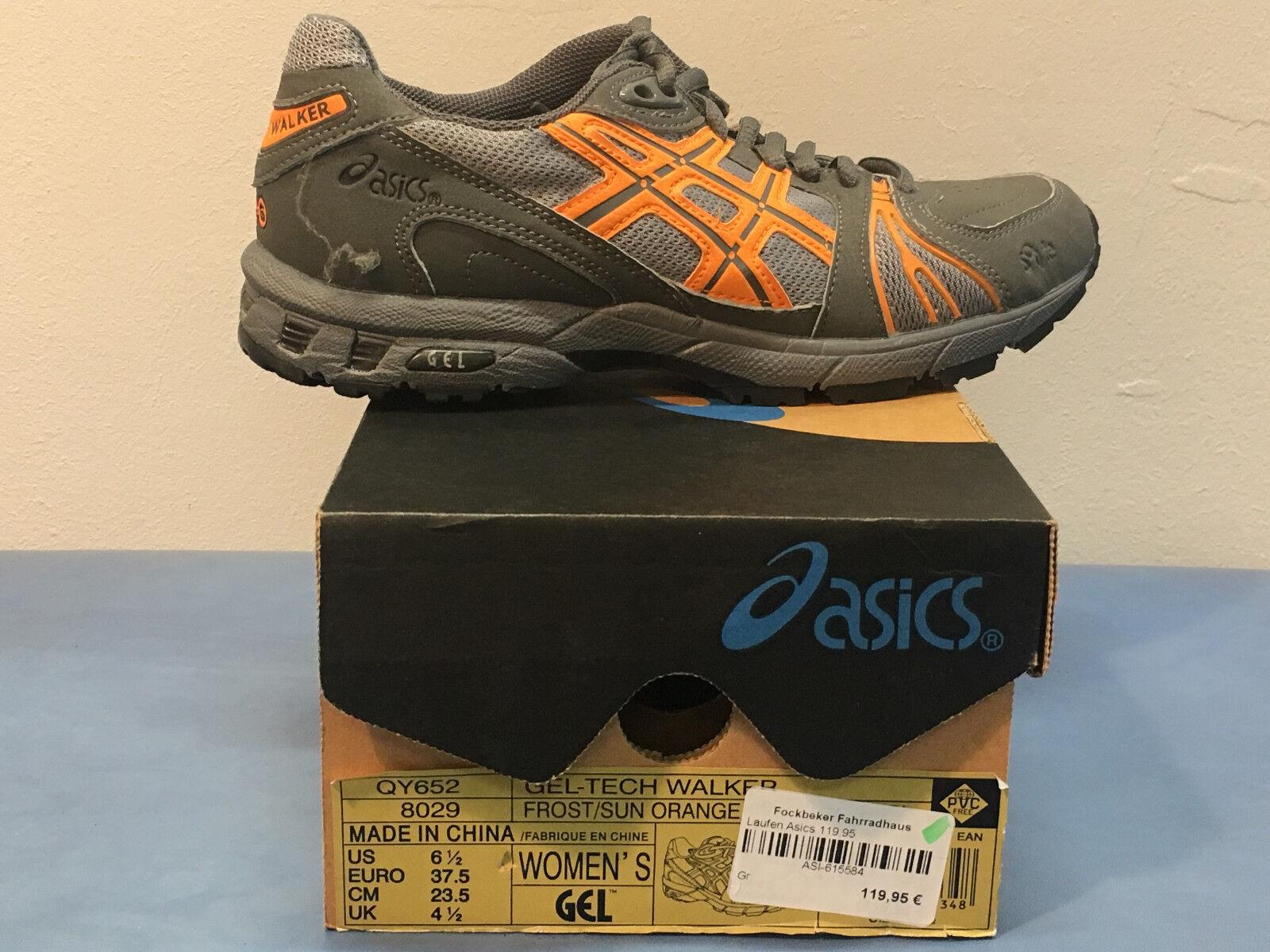 Walking Schuhe Neu Asics Gel Gel Gel - Tech Walker Damens Gr. 37,5 752a6a