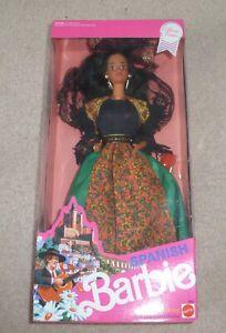 1991 Barbie Espagnole Teresa Steffie Doll Boîte D'origine Jamais Ouverte.-afficher Le Titre D'origine Haut Niveau De Qualité Et D'HygièNe