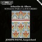 Sonatas Para Clavicordio Payne 7318590006290 CD P H