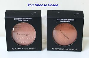 MAC-Extra-Dimension-Skinfinish-Highlighter-Choose-Color-FULL-SIZE-0-31oz-NIB