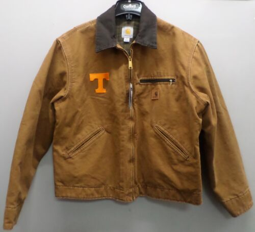 CARHARTT 100798 211 MEN/'S TENNESSEE VOLS FLANNEL LINED JACKET NEW WITH TAGS