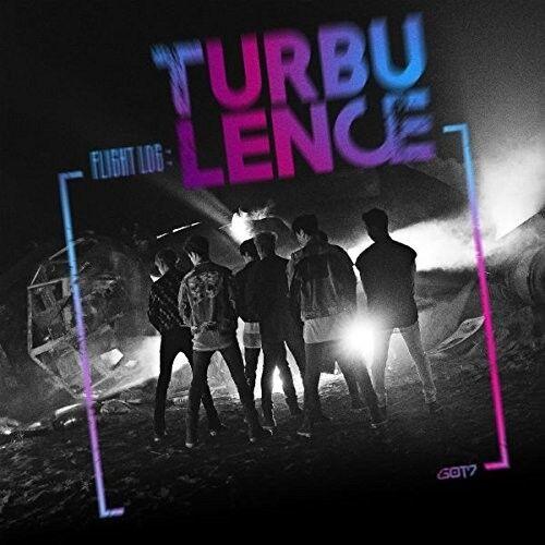 GOT7 - Flight Log : Turbulence - Vol 2 [New CD] Asia - Import