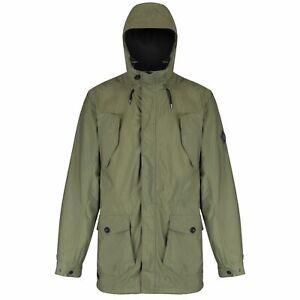 Regatta Mens Mansiri Waterproof Breathable Hooded Walking Hiking Jacket RRP £100