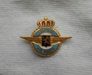 Pins-Belgian-Air-Force