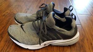 54caedc03b21 Image is loading Nike-Air-Presto-Fleece-Gray-White-Shoes-Size-