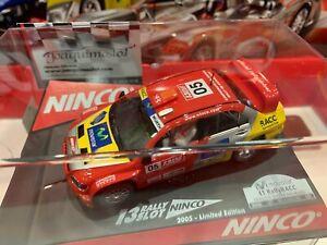 NINCO-MITSUBISHI-LANCER-WRC-2005-LIMITED-EDITION-PILOTOS-ENVIO-GRATIS