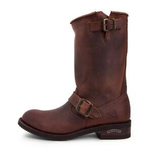 Sendra 2944 New 7004 pelle Sprinter uomo 100 Cowboy Scarpe Boots wfaUpSxq4