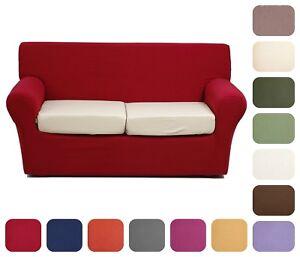 Copridivano 3 posti x divano max cm 230 millerighe 13 colori ebay - Copridivano relax ...