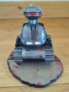 Homemade Horror Chopping Mall Killbot Resin Figure