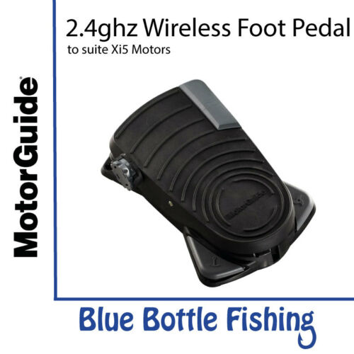 MotorGuide Xi5 2.4ghz Wireless Foot Pedal