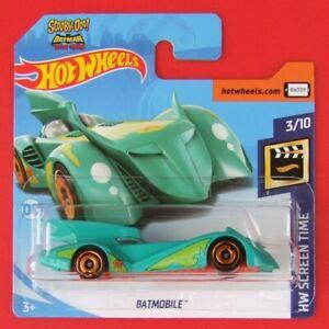 Hot-Wheels-2019-Batmobile-Scooby-Doo-128-250-neu-amp-ovp