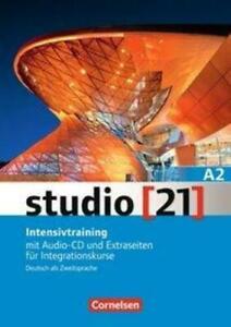 studio-21-Grundstufe-A2-Gesamtband-Intensivtraining-Gunther-Weimann-Buch