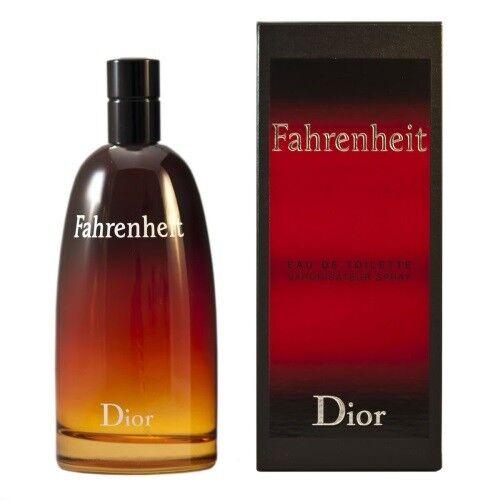 Christian Dior fahrenheit 6 8oz Men's Eau de Toilette