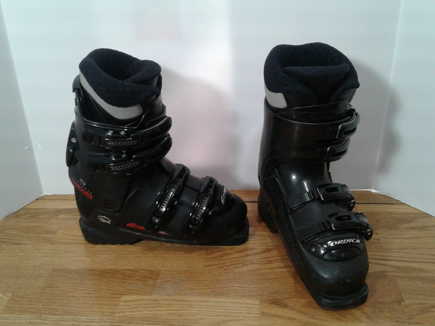 Nordica Downhill Ski Boots Exopower Trend 03 270 mm 23.5 6  6.5 225 235 Womens
