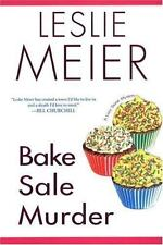 NEW - Bake Sale Murder (Lucy Stone Mysteries, No. 13) by Meier, Leslie