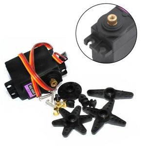 New-Metal-Torque-Gear-Digital-Servo-For-RC-Truck-Car-Boat-Helicopter-MG996R
