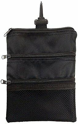 47355 Commodities Are Available Without Restriction Great For Golfers And Travelers! 3 Pocket Utility Bag/pouch