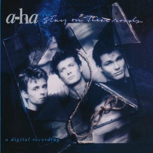 1 of 1 - A-Ha - Stay On These Roads - A-Ha CD EOVG The Cheap Fast Free Post