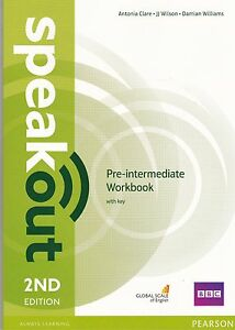 Pearson speakout 2nd edition pre intermediate workbook with answer image is loading pearson speakout 2nd edition pre intermediate workbook with fandeluxe Choice Image