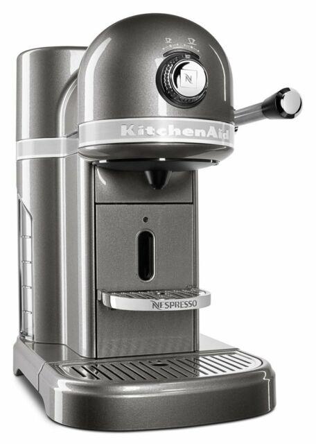 Kitchenaid Kes0503ms Nespresso Espresso Machine K 100 Us Si Ka