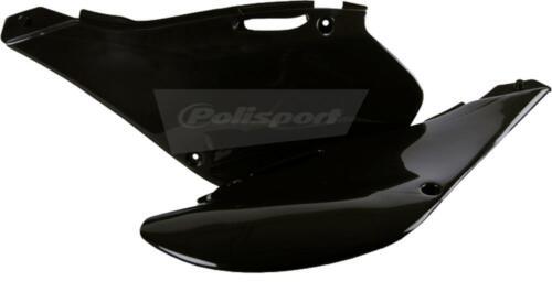POLISPORT PR//SIDE PLATES 8600200003 MC Kawasaki BLACK