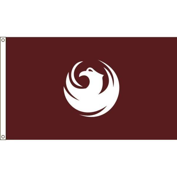 Phoenix City Nylon Flag 3'x5' 3'x5' 3'x5' 7b56db