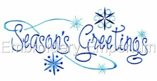 SNOWFLAKE ENCHANTMENT COLLECTION MACHINE EMBROIDERY DESIGNS ON CD OR USB
