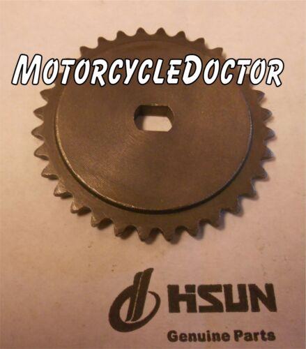 Sprocket,Driven,Oil Pump,Water Pump,UTV,500,UTV700,HS700,MSU500,HiSUN,MASSIMO