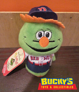 Mlb Boston Red Sox Wally The Green Monster Hallmark Itty Bitty