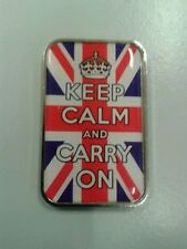 MAGNET - UNION JACK - KEEP CALM AND CARRY ON