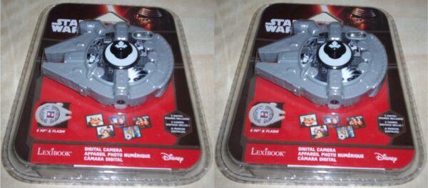 Acheter Pas Cher 2 X Appareil Photo Numérique Star Wars Dj140sw Faucon Millénium 5m Webcam Enfan Frissons Et Douleurs