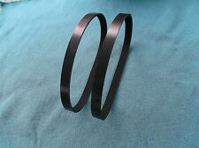 """2 CRAFTSMAN POLY V DRIVE BELTS 816439-2 MADE IN USA FOR SEARS 12"""" BAND SAW"""