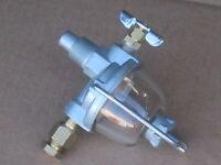 Sediment Gas Fuel Bowl Assembly For Case 660 Combine 850 Crawler 850b 850c 960 D