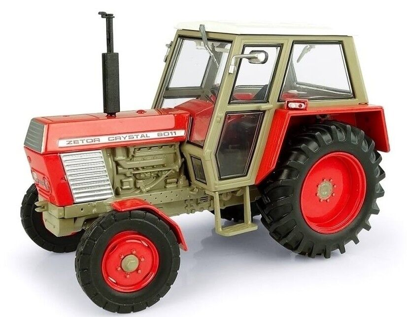 UH5289 - Tracteur ZETOR Crystal 8011 2rm  - 1 32