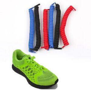 1Pair Shoelace Self Tying Spring Shoe