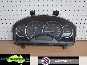 GENUINE-HOLDEN-COMMODORE-VZ-LVL-2-STANDARD-CLUSTERS-ACD