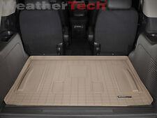 WeatherTech Cargo Liner - Chevrolet Tahoe w/3rd Row Seats - 2007-2014 - Tan