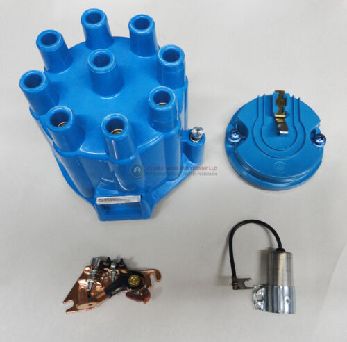 67-75 Firebird Trans Am 350 400 455 Distributor Tune-Up Kit POINTS PROF