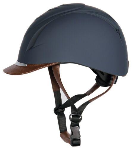 Harry´s Horse Reithelm Reitkappe challenge Navy //braun VG1.01 uvp 105 Jahorse